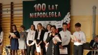 Akademia z okazji Dnia Niepodległości - 2018