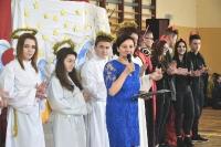 Jasełka szkolne 2017.