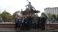 Praktyki zawodowe - Berlin 2018