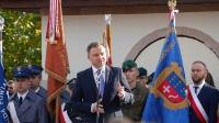 Prezydent Andrzej Duda na 100. rocznicy odzyskania niepodległości w Kolbuszowej_18