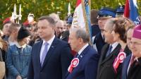 Prezydent Andrzej Duda na 100. rocznicy odzyskania niepodległości w Kolbuszowej_19