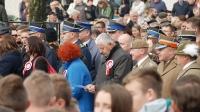 Prezydent Andrzej Duda na 100. rocznicy odzyskania niepodległości w Kolbuszowej_20