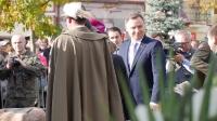 Prezydent Andrzej Duda na 100. rocznicy odzyskania niepodległości w Kolbuszowej_23