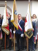 Prezydent Andrzej Duda na 100. Rocznicy Odzyskania Niepodległości w Kolbuszowej
