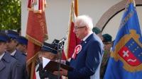 Prezydent Andrzej Duda na 100. rocznicy odzyskania niepodległości w Kolbuszowej_27