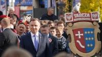 Prezydent Andrzej Duda na 100. rocznicy odzyskania niepodległości w Kolbuszowej_29