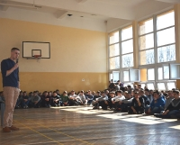 Rekolekcje szkolne – Trwa Walka